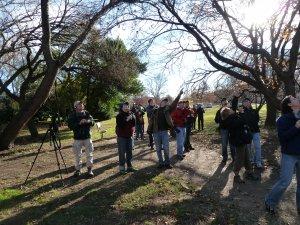 A DC Audubon Field Trip to Kenilworth Aquatic Gardens